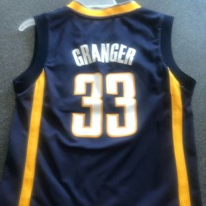 Pacers Jersey Granger
